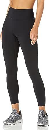 "Amazon Brand - Core 10 Women's Midweight Onstride High Waist Workout Leggings - 25"" Inseam"