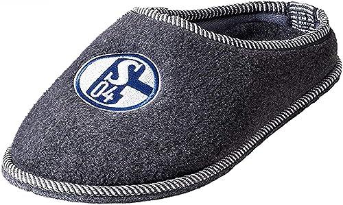 FC Schalke 04 Pantoffeln Filzschuhe Hausschuhe