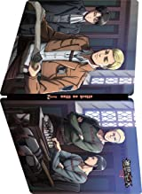 【Amazon.co.jp限定】TVアニメ「進撃の巨人」Season 2 Vol.1(2巻連動購入特典:「オリジナル描き下ろし絵柄使用スチールブックケース」&「描き下ろし絵柄使用A3クリアポスター[表1版]/ 描き下ろし絵柄使用A3クリアポスター[表4版]」引き換えシリアルコード付) [Blu-ray]