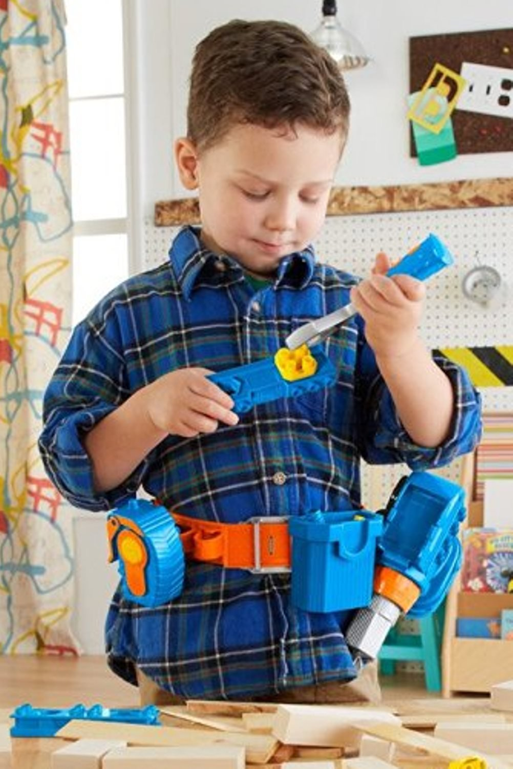 Fisher-Price Bob the Builder, Talking Tool Belt by Fisher-Price (Image #11)