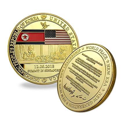 Amazon com: Indeep Trump Coin 2018 Political Gift