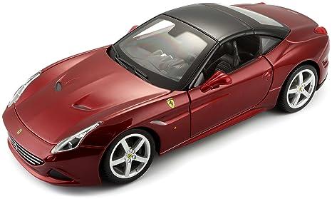 Bburago 15626002 Ferrari California T Closed Top Amazon De