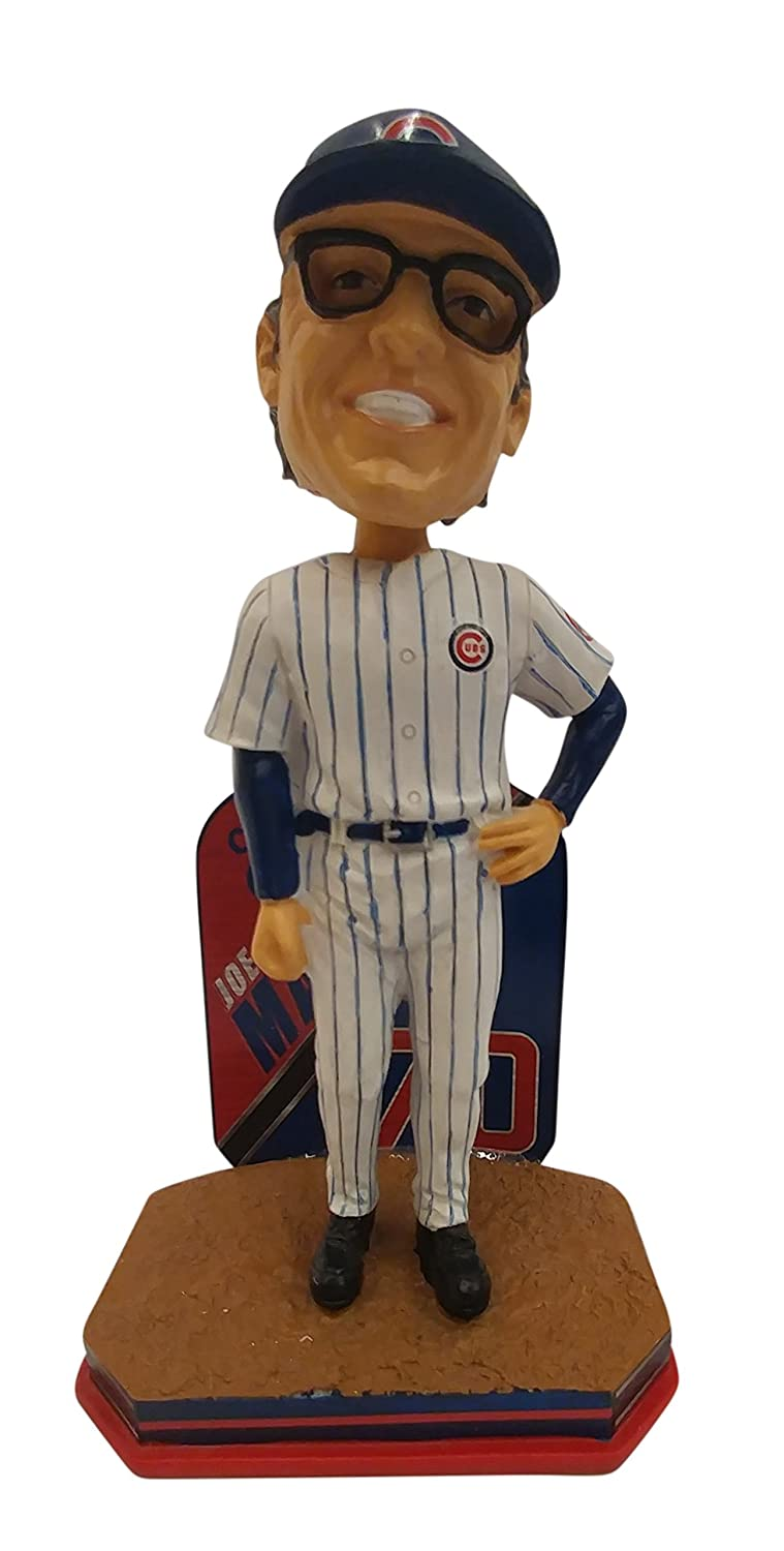 Joe Maddon Chicago Cubs Manager 2016 Name and Number Bobblehead Individually Numbered