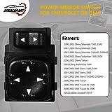 ATRACYPART Power Mirror Switch for | Chevrolet