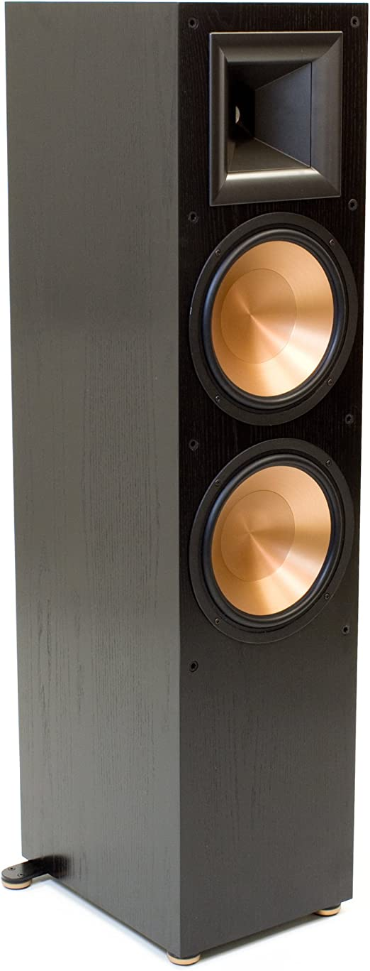 Amazon Com Klipsch Rf 7 Ii Floorstanding Speaker Black Each Home Audio Theater