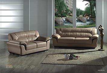 Mapo Möbel Diseño Completo de Piel de sofá de Muebles de de ...