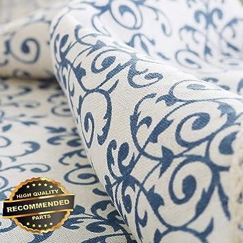 faa037d8802 Amazon.com  Florance Jones 39-98 Rectangular Tablecloth Cotton Linen ...