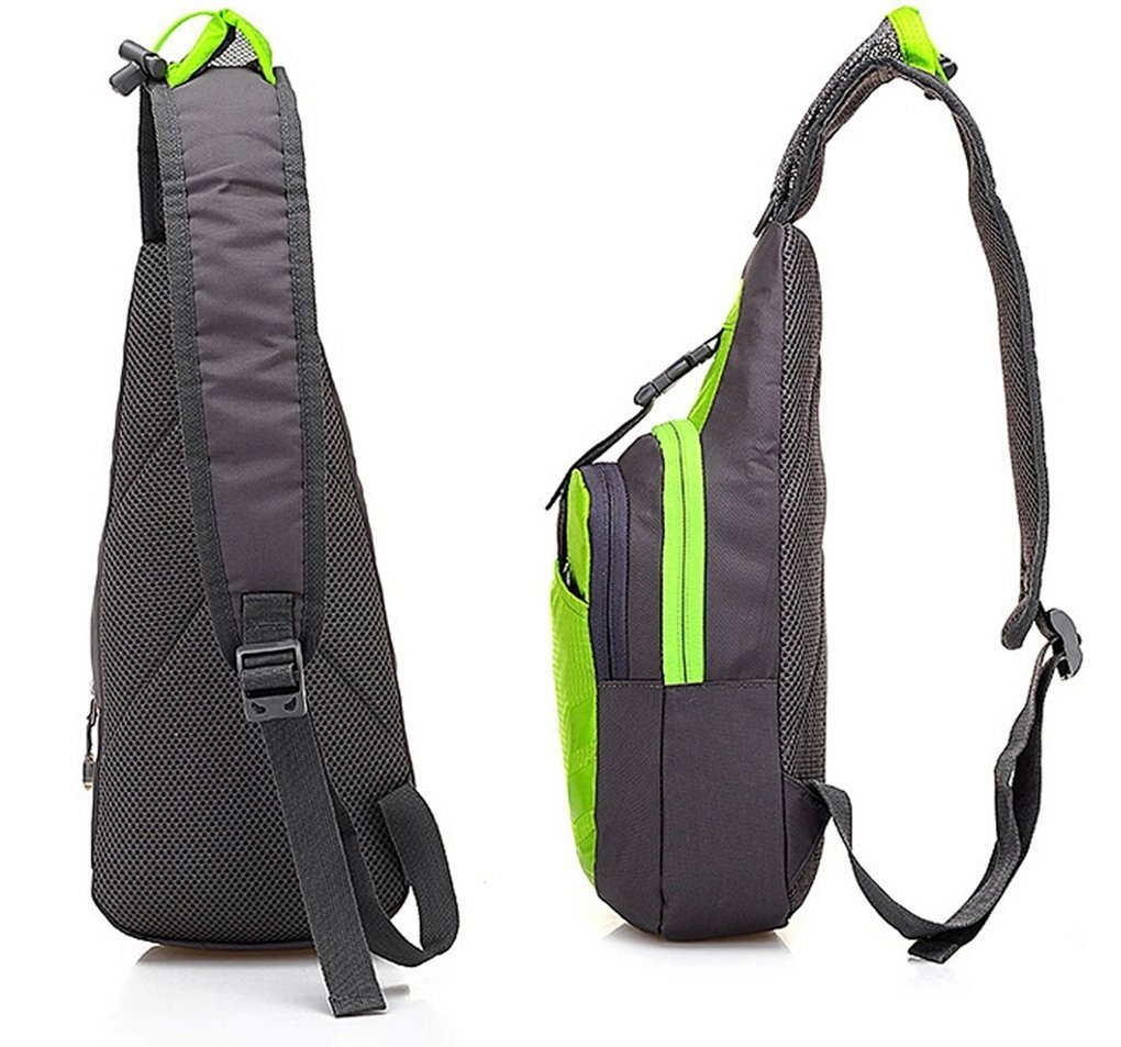 Amazon.com : Shoulder Backpack, Sunhiker C821 Casual Cross Body ...