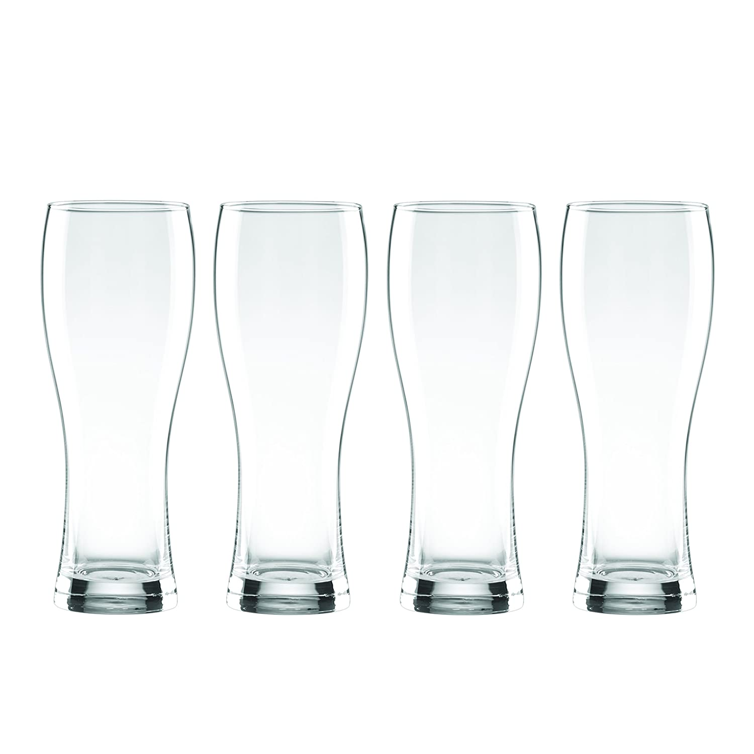 Lenox Tuscany Craft Beer Glass Collection Assorted Set, clear 853383