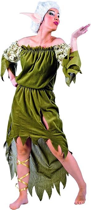 Limit Sport - Disfraz de elfa Nadia para adultos, talla XXL (MA070 ...