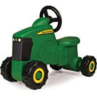 TOMY John Deere Sit-N-Scoot Tractor Toy, Green, One Size