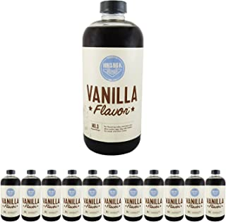 product image for Hires Big H Vanilla Syrup, Great for Soda Flavoring 18 oz - 12 Pack