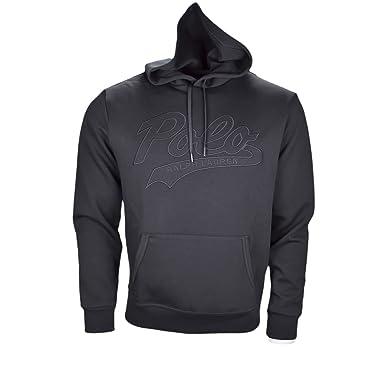 Ralph Lauren Sweat à Capuche Polo Noir pour Homme  Amazon.fr  Vêtements et  accessoires 0534e862831