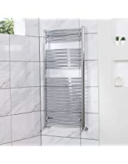 Fjord Chrome towel rail