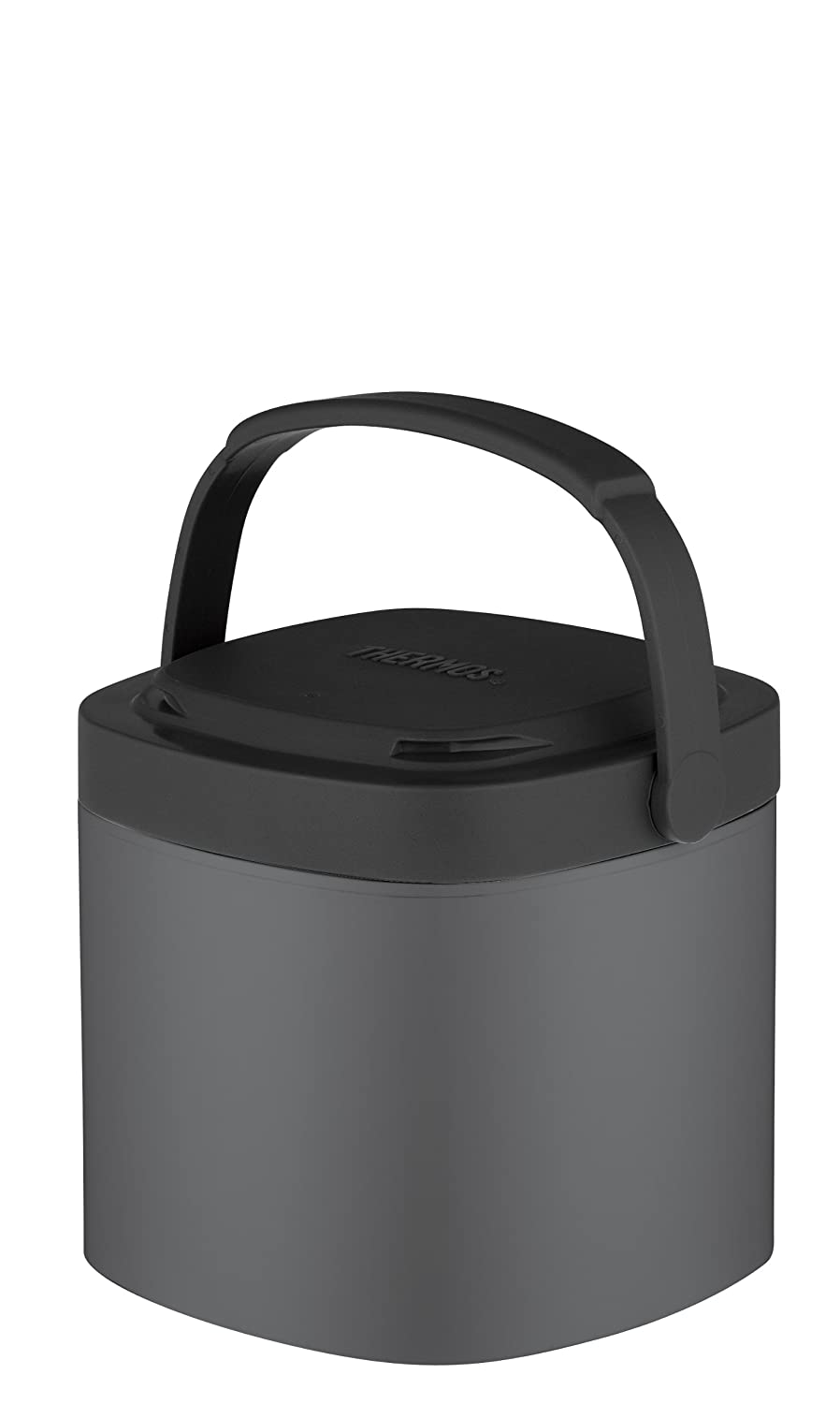 Thermos - Conteneur de nourriture - Stack N Lock L - 710 ml - Gris