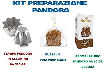 Party Store Web by Hogar Dulce Hogar Kit pandoro Artesanal Navidad – Kit N ° 29
