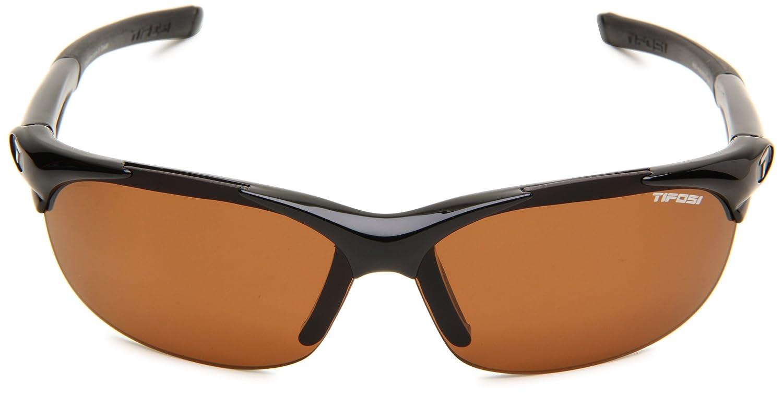 d1e7b52ff6 Amazon.com  Tifosi Wisp 0040500250 Polarized Wrap Sunglasses