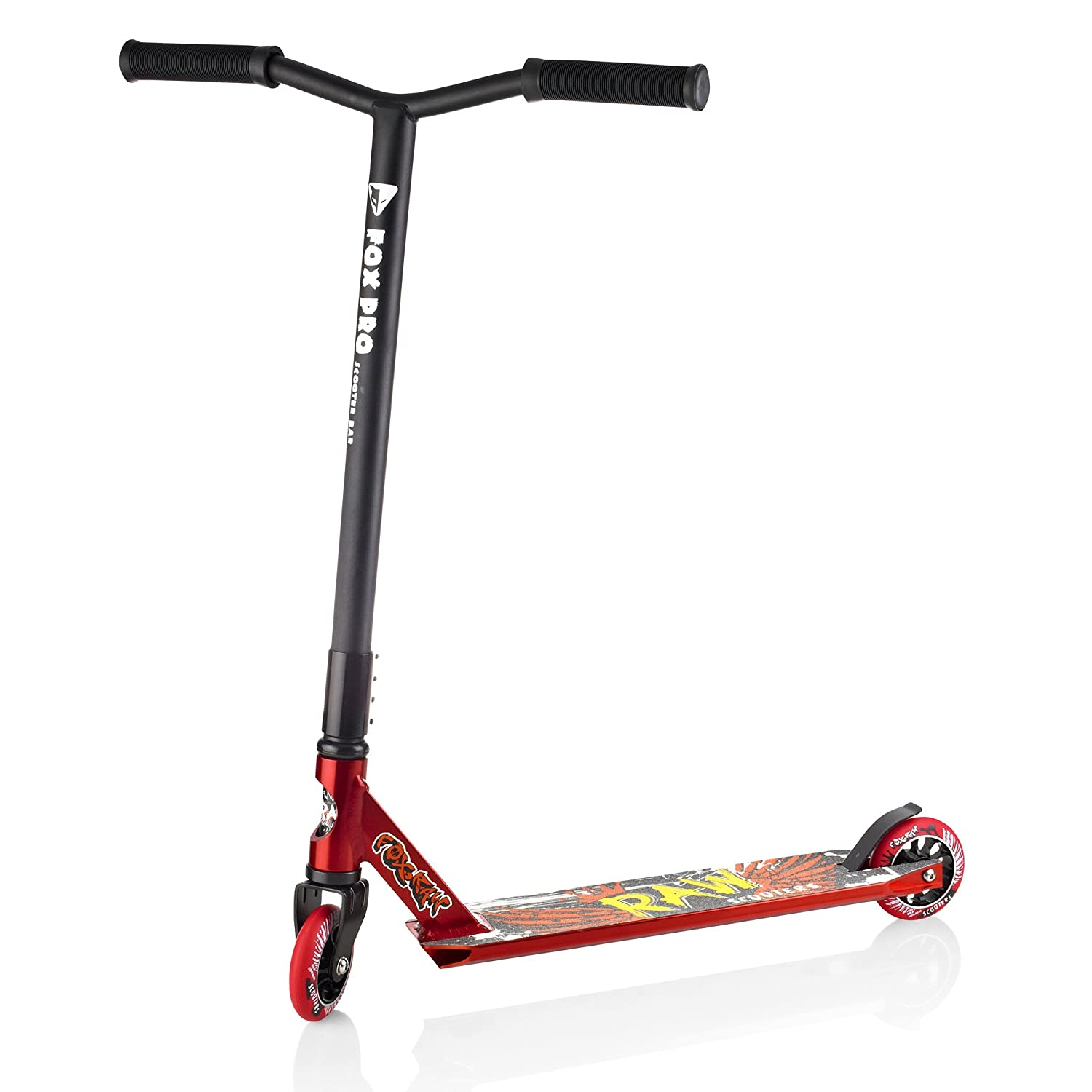 raw scooters