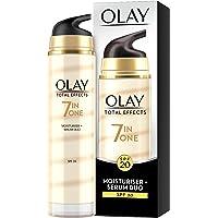 Olay totala effekter anti-åldrande fuktighetskräm och serum Duo SPF 20, 40 ml