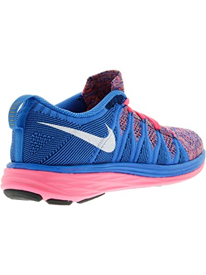 various colors 4f413 dd68b Amazon.com   Nike Women s Flyknit Lunar2 Running Training Shoes   Road  Running