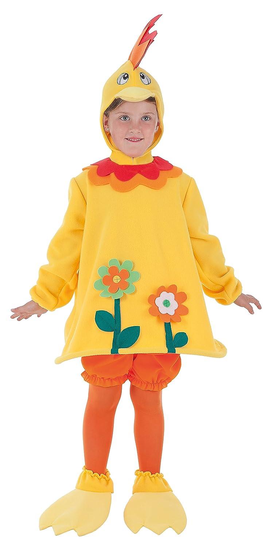 Disfraz de Gallina loca para niña: Amazon.es: Juguetes y juegos