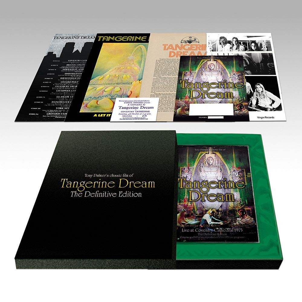 Tangerine Dream: Live At Coventry Cathedral, 1975 Box Set (4
