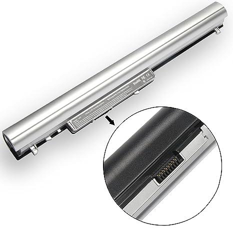 8-Cell 4400MAH la04 LA04DF Battery for HP Pavilion 14 15 Notebook PC TouchSmart,