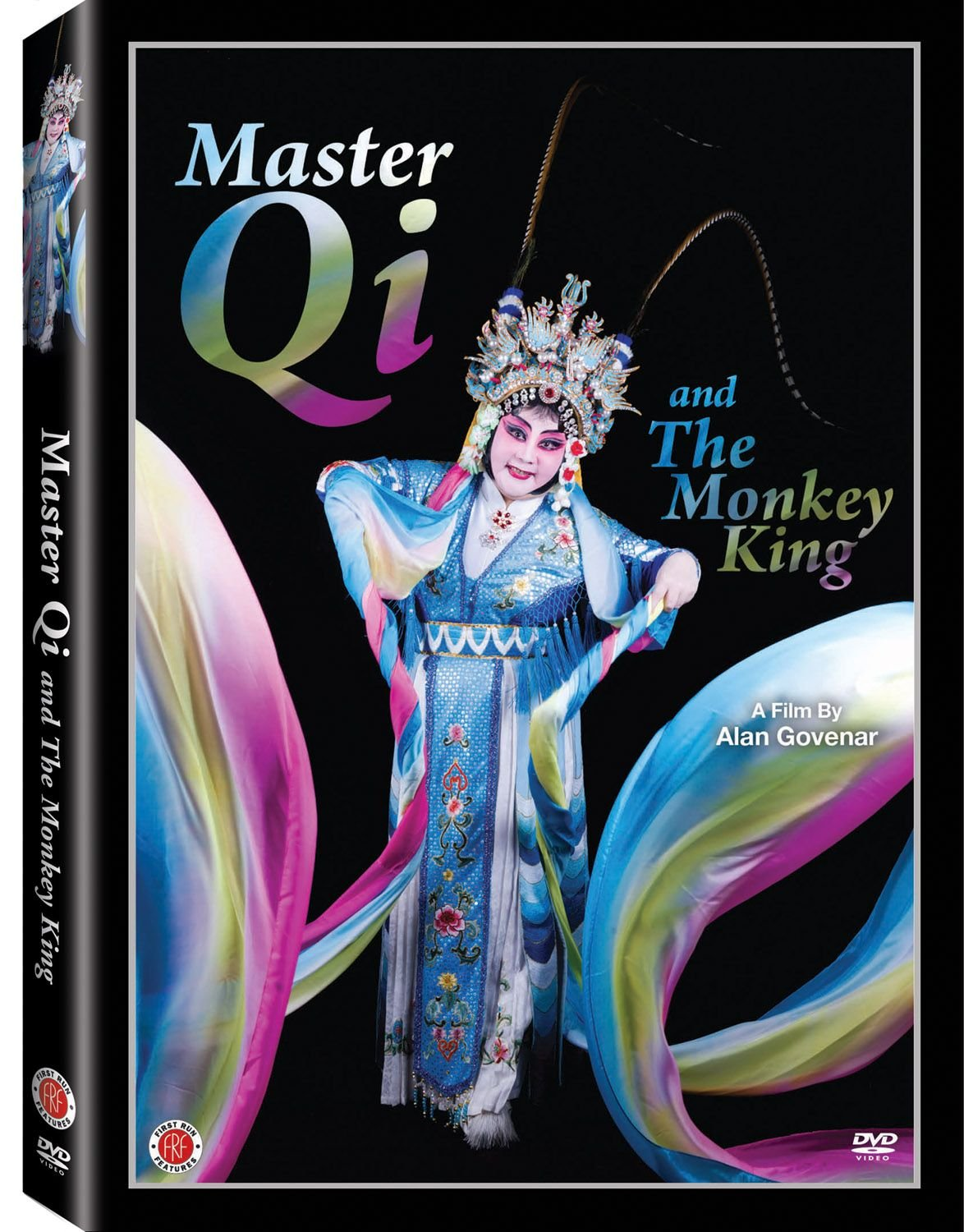 DVD : Ding Meikui - Master Qi And The Monkey King (Widescreen, Subtitled)