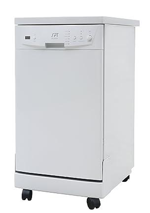 SPT Portable Roll-Around Dishwasher