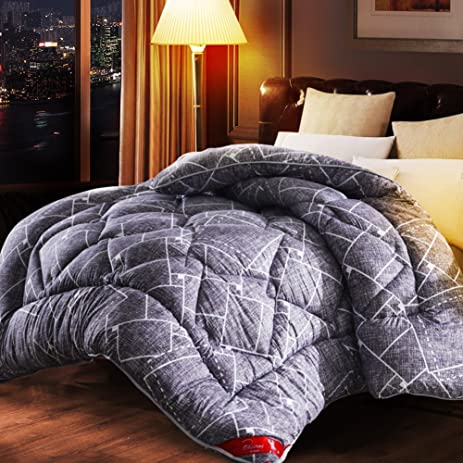 Amazon.com: Comforter bed quilt down alternative quilted warm ... : amazon bed quilts - Adamdwight.com