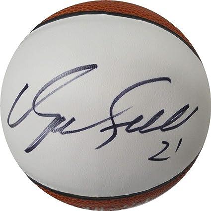 5480881e6 Signed Dominique Wilkins Ball - Mini W COA - Autographed Basketballs ...