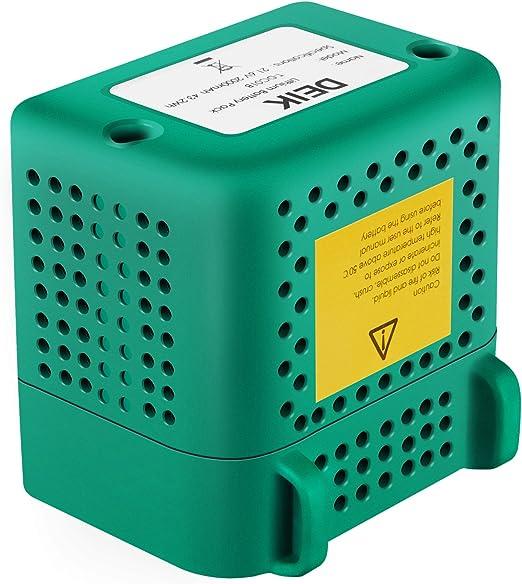 deik VC de spd302 batería de repuesto: Amazon.es: Hogar