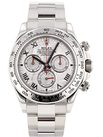 hot sales fb191 96cf0 Amazon | [ロレックス] ROLEX 腕時計 116509 D品番 コスモグラフ ...