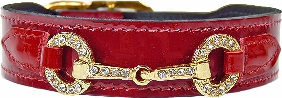 Hartman and Rose Leather Dog Collar | Amazon