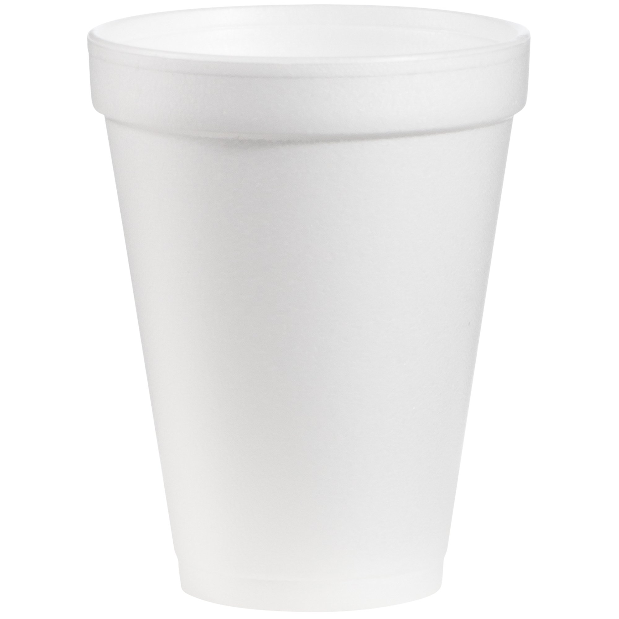 Dart 12J12 12 oz Foam Cup (Case of 1000)