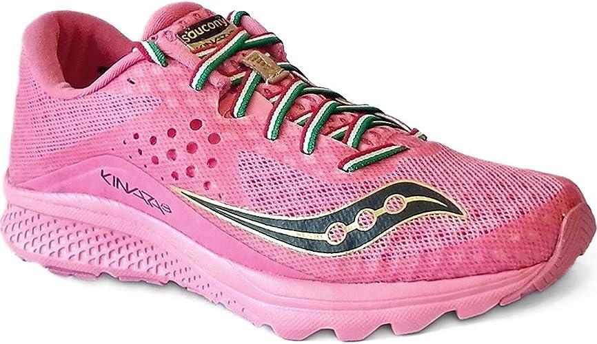 Saucony - Zapatillas de running de goma para mujer rosa rosa rosa ...