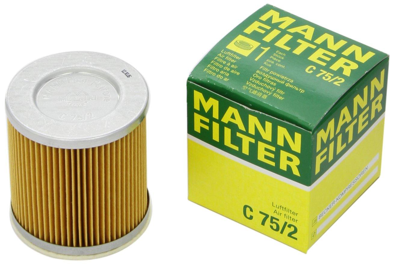 Mann Filter C752 Luftfilter