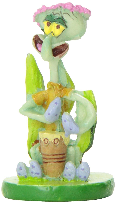 Penn Plax Squidward Resin Ornament