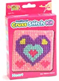 Kreative Kids Traditional Cross Stitch Kit For Children Tapestry Sewing Craft Set ~ Heart