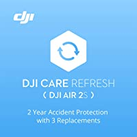 DJI Air 2S - Care Refresh (2 years), DJI Air 2S Warranty, Up to three replacements in 24 months, Fast support, Accident…
