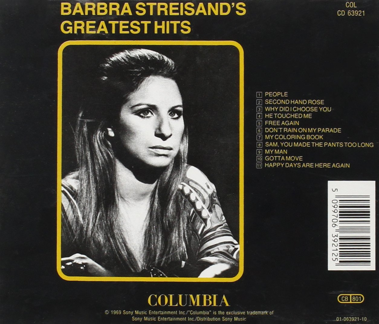The coloring book barbra streisand - The Coloring Book Barbra Streisand 6