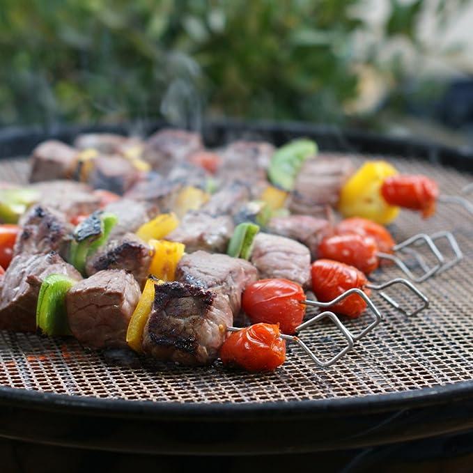Plein Air Grille Pour Barbecue Bbq08 Plein Air