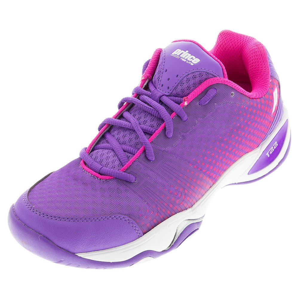 Prince T22 Lite Purple/Pink Women's Shoes B01C68CPHE 7 B(M) US|Purple/Pink
