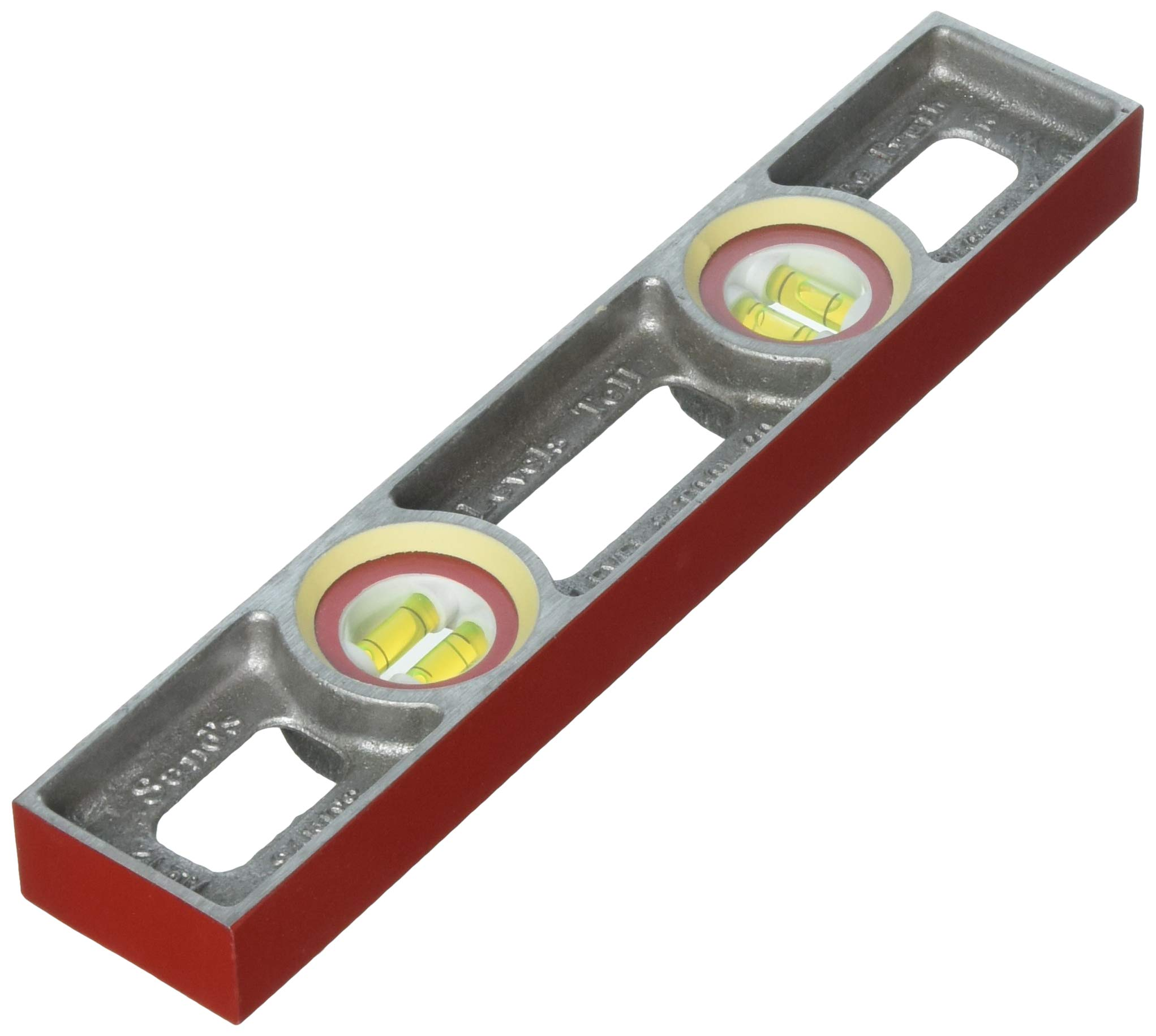 Sands Level & Tool SL1212 Professional Cast Aluminum Level, 12-Inch