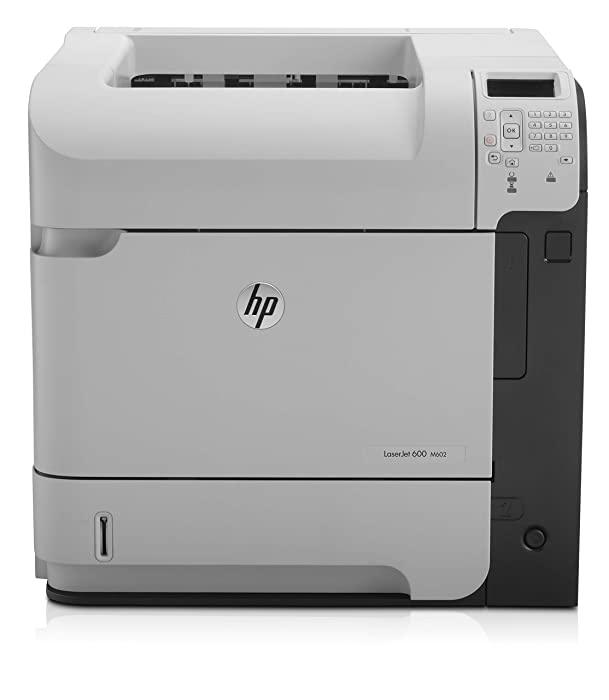 HP LaserJet 600 M602N M602 CE991A Printer w/90-Day Warranty (Renewed)