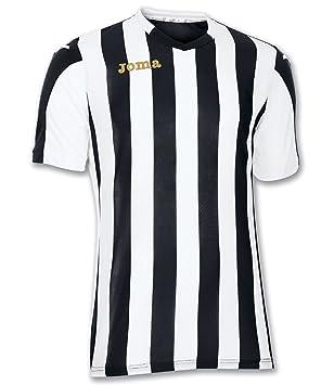 Joma Copa Camiseta de Equipación de Manga Corta, Hombre, Azul, 2XL-3XL
