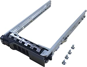 "2.5"" SAS SATA Hard Drive Tray Caddy for Dell PowerEdge R630 R730 R730XD T630 R430 T430 PowerVault MD1420 MD3420 Series 8FKXC 08FKXC by BestPartsCom"