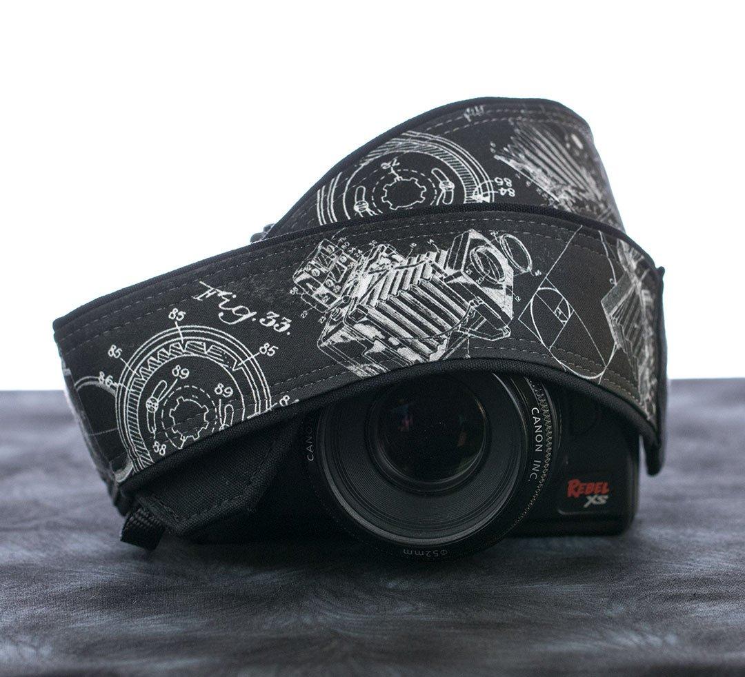 Camera Strap, Vintage Cameras 263L, Extra Long, dSLR, SLR, Mirrorless