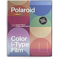 Polaroid - 6035 - Película de Color para i-Type – MetallicNights Edition – Pack Doble