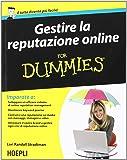 Gestire la reputazione online For Dummies